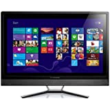 Lenovo C560 23-Inch 5-Point Multi-Touch All-In-One Desktop PC (3 GHz Intel Core i3-4150T Processor, 6GB DDR3 Memory, Windows 8.1, Black (57327364) (Discontinued by Manufacturer)