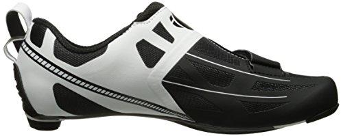 Pearl Izumi Männer Tri Fly Elite v6 Radfahren-Schuhe Weiß schwarz