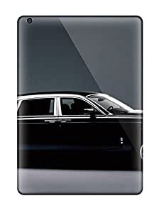 Fashion Tpu Case For Ipad Air- Rolls Royce Defender Case Cover