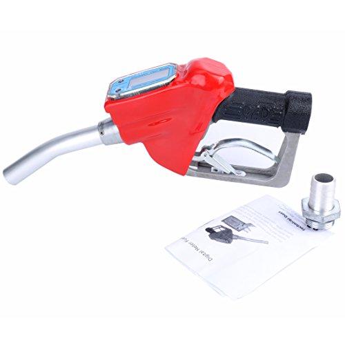 Milelake fuel gasoline diesel petrol oil nozzle digital