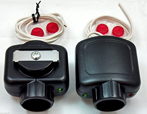 New Linear Safety Beam Sensors HAE00002 for Garage Door Openers LSO50, LDO33, LDO50 (How Much Does Windows 7 Cost)