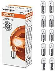 OSRAM 3893.TP ORIGINAL LINE 12V, T4W, halogeen signaallampen, kartonnen vouwdoos (10 lampen)