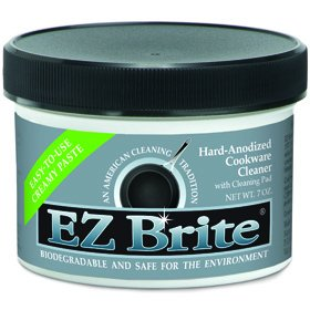EZ Brite Hard-Anodized Aluminum Cookware Cleaner (Single)
