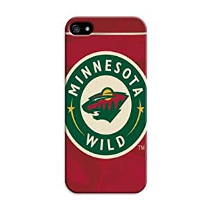 iphone 5c Protective Case,Fashion Popular Minnesota Wild Designed iphone 5c Hard Case/Nhl Hard Case Cover Skin for iphone 5c
