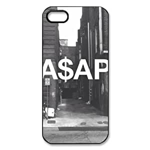 Asap Rocky Iphone 5/5S Case Plastic Back Case for Iphone 5/5S by runtopwell