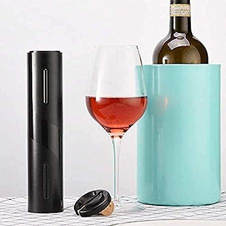 Sacacorchos, abrebotellas de vino eléctrico, recargable, inalámbrico, automático, apto para el hogar, restaurante, fiesta y como regalo