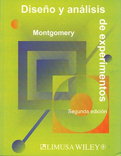 Download Diseno Y Analisis De Experimentos/ Design and Analysis of Experiments (Spanish Edition) pdf epub