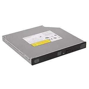 Lite-On DS-8A5S - Unidad de disco óptico (SATA, 2 MB, 60000h, 24x, 24x, 8x)