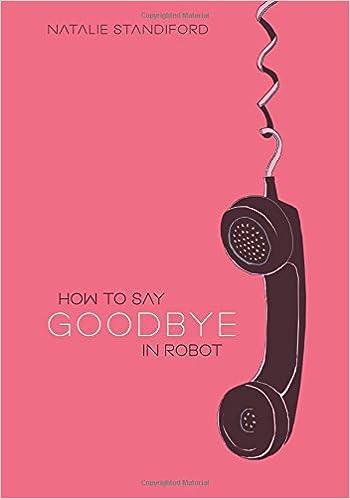 HT SAY GOODBYE IN ROBOT: Amazon.es: Standiford, Natalie: Libros en idiomas extranjeros