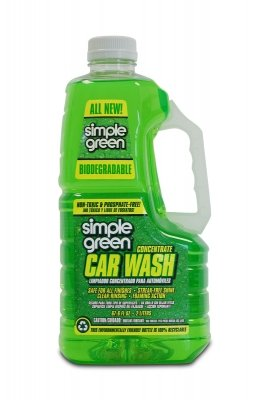 Simple Green 43210 Car Wash 67 oz.
