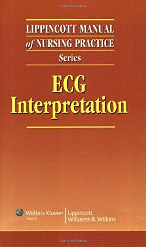 Lippincott Manual of Nursing Practice Series: ECG Interpretation