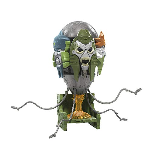 Transformers Toys Generations War for Cybertron: Earthrise Voyager WFC-E22 Quintesson Judge Action Figure - Kids Ages 8 and Up, 7-inch