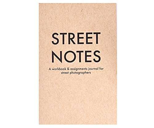 Street Notes is your personalized guide and journal for you to develop your photography skills and to re-inspire your creative process. For exclusive digital books and creative tools, check out our complete shop at www.hapticindustries.com. Each phot...