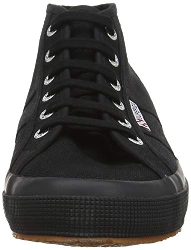 Nero Adulto Black 996 Superga Full Cotu Sneakers Unisex 2754 Xqw0wR1I