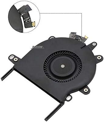 Bucom 610-00143 - Ventilador de CPU Derecho para MacBook Pro ...