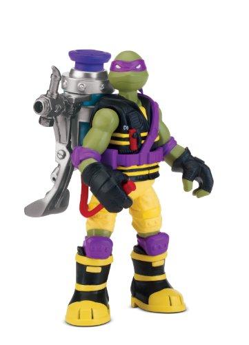 Teenage Mutant Ninja Turtles Mutant Ooze Launchin' Don Action Figure (Ninja Turtles Donnie)