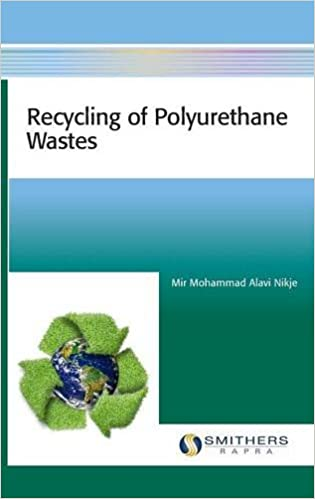 Amazon com: Recycling of Polyurethane Wastes (9781910242766
