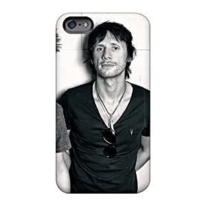 Best Hard Cell-phone Case For Iphone 6 (SpR9056pXnc) Allow Personal Design Realistic Muse Band Pictures