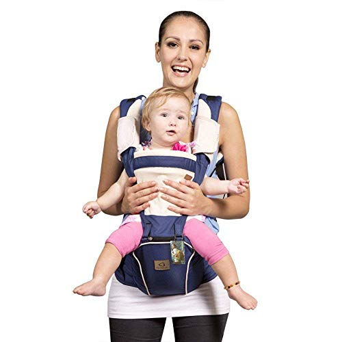 Bebamour New Style Designer Sling and Baby Carrier 2 in 1,Approved by U.S....