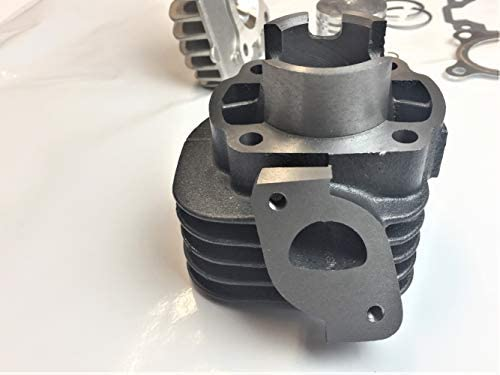 ETON TXL-50 AXL-50 VIPER 50 RXL-50 50CC ATV CYLINDER W//HEAD ENGINE REBUILD KIT