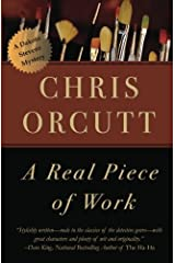 A Real Piece of Work (The Dakota Stevens Mysteries) by Chris Orcutt (2014-05-16) Paperback