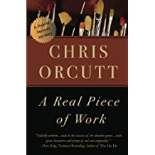 A Real Piece of Work (The Dakota Stevens Mysteries) by Chris Orcutt (2014-05-16)