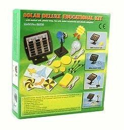 Super Deluxe Solar Educational Kit