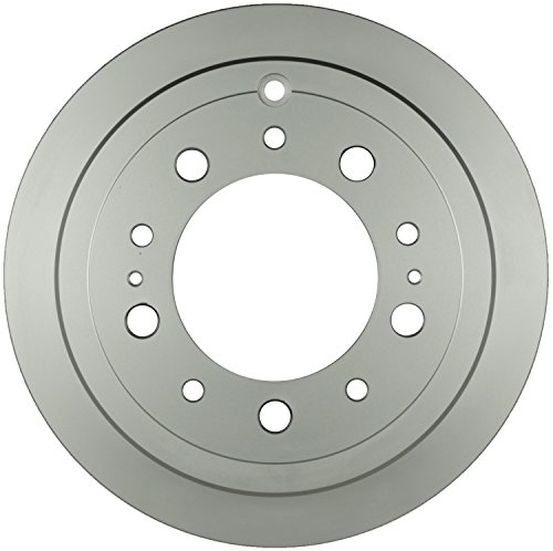 Bosch 50011249 QuietCast Premium Disc Brake Rotor, Rear (Brake Centric Premium Rear)