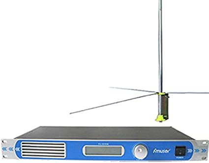 High quality 87-108MHz antenna for fm 0-50w transmitter