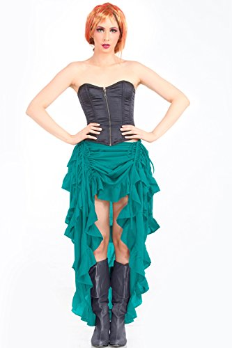 Steam (Teal Skirt Costume)