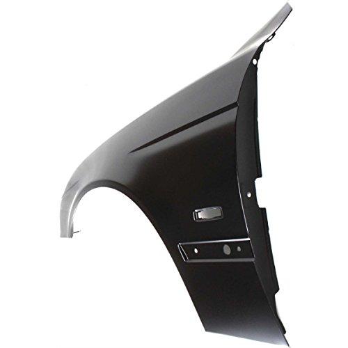 Diften 110-A2897-X01 - New Fender Front Driver Left Side Primered 525 540 5 Series 528 530 LH - 528 97 Engine Bmw