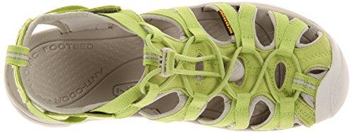 Glow Whisper Pumice Women's Sandals Green Stone Keen xInqPSgn