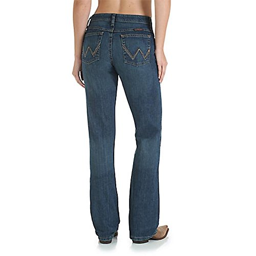 Wrangler Women's Jeans Q- Ultimate Riding Tuff Buck Tuff Buck 9W x - Riding Jeans Wrangler