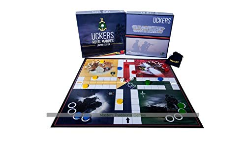 (Uckers - Royal Marine Edition)