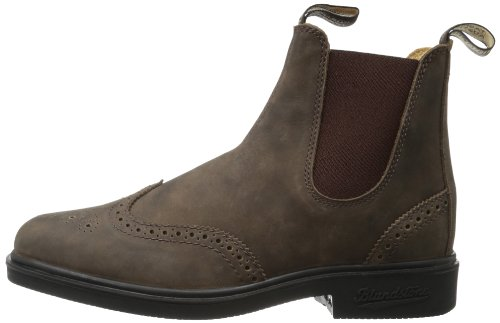 Blundstone Men S Bl1301 Brogue Boot Rustic Brown 6 5 Uk 7