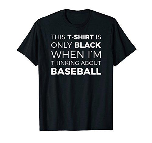 Baseball T-shirt Sayings - Funny Baseball Sports Lover Humor Saying Quote Tshirt