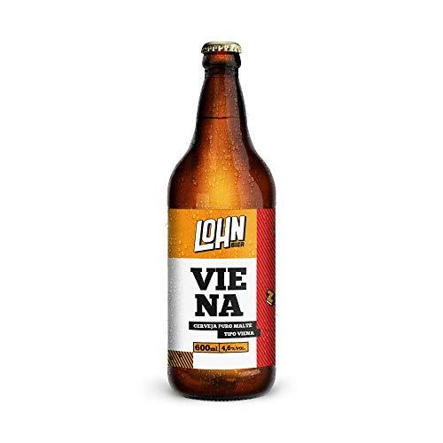 Cerveja Lohn Bier Viena 600ml