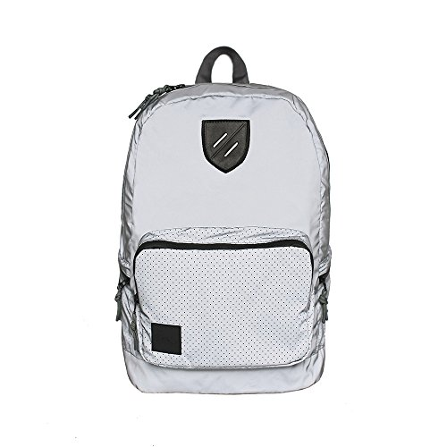 Imperial Motion Fillmore Reflective Backpack, Reflective Silver, One Size (Imperial Backpack)