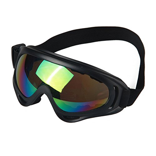 Ksmxos Comfortable Safety Goggle For Outdoor Sports,Bicycle,Motorcycle - Goggles India Ski