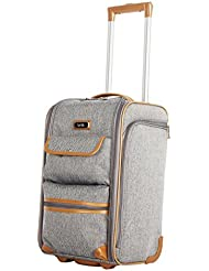 Nicole Miller New York Montana Collection Wheeled Locker Bag