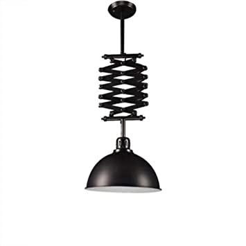 The lighting loft Conversion Aoli Gbyzhmh The Lighting Loft Retro Industrial Wind Irons Clothes Shop Cafe Bar Restaurant Telescopic Lifting Sor Electrical Amazoncom Aoli Gbyzhmh The Lighting Loft Retro Industrial Wind