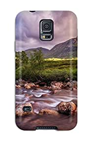 Fashionable Style Case Cover Skin For Galaxy S5- Stream