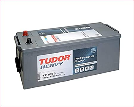 Bateria TUDOR Vehiculo Industrial Power Pro*