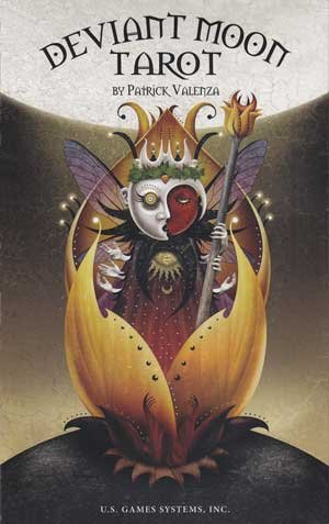 Deviant Moon Tarot by Patrick Valenza by New Age (Image #1)