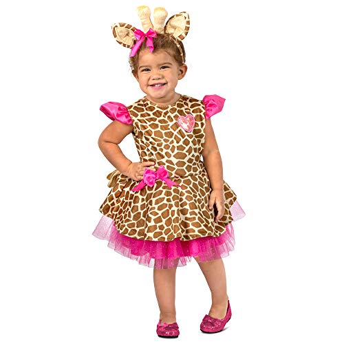 Princess Paradise Toddler Gigi Giraffe Costume -