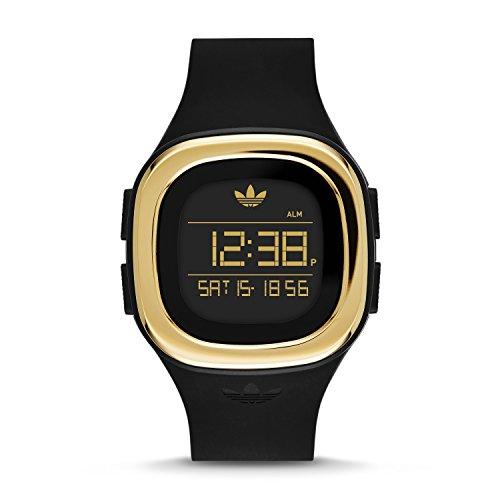 adidas Unisex ADH3031 Denver Digital Display Analog Quartz Black Watch