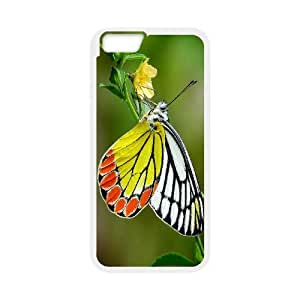 "SHJFDIYCase Design Customized Butterfly Durable Hard Plastic Case Cover for Iphone 6 4.7"", Customized Phone Case SHJF-522530"