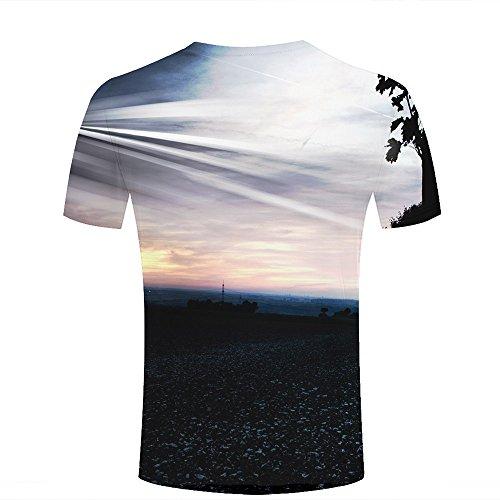 Weiyi Camiseta Para B Hombre Bo 0qRr7w0x