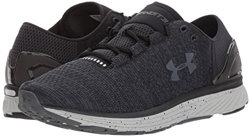 Gray Charged Armour Ua W 3 Running stealth Black glacier Bandit Femme Under Gray dvqtyS4cd