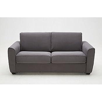 Amazon.com: J y M muebles 18233 overol sofá cama en tela ...